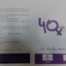 Forum de política Feminista en Asturias